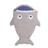 Детский спальный мешок Новорожденный акулы Sack Пеленальный