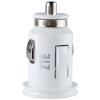 ZTE SCC20 Автомобильное USB-зарядное устройство белого цвета зарядное устройство орион 265