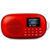 цена  Там или быть квадратными (См меня здесь) LV550 спикер карты старческого старый радиоприемник Walkman портативный мини стерео mp3 плеер синий  онлайн в 2017 году