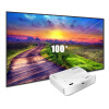 NEC NP-U321H + домашний проектор Короткий бросок проектор (3200 люменов Бис разрешением 1080P HDMI) стационарный проектор nec np p501x