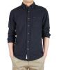 biifree мужской одежды - мужские сорочки случайные кнопку длинные рукава рубашки, 100% хлопок мужские длинные рукава рубашки хлопка