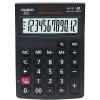 Casio (CASIO) MZ-12S серии черный бизнес калькулятор Чили casio mz x500