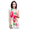 [Супермаркет] Jingdong Boom Cheung шелковый шарф шелковые шарфы шелковый шарф женский платок шарф Весна Ю. Цзиньсян s9515 шарфы анна чапман шарф