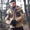 FREE SOLDIER Тактическая утепленная толстовка рыцаря сезон длинношерстная утепленная современная мужская куртка,Москва склад