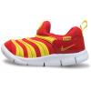[супермаркет] Jingdong Nike (NIKE) Идущие красный / металлик золото обувь ДИНАМО бесплатно детская спортивная обувь 343938-618 университет US7C ярдов 23.5 ярдов