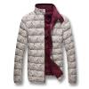 Горячая Распродажа мужчины куртки мужчины теплые Даунс 2016 мода Новые поступления мода мужчины пальто сотрет мужчины свободного покроя пальто большой размер 5xl высокое качество
