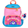 все цены на Чертенок (DEVILWING) мешок мальчики и девочки 3-6 лет дети упаковывают небольшой питомник в Taipan путешествия рюкзак дорожной сумки розового DW052 онлайн