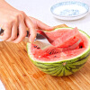 MyMei Watermelon Slicer Cutter Server Corer Scoop Stainless Steel 22*3.1CM Kitchen Tools Utensils Slicer high quality multifunctional kitchen tools daily necessities fruits cutter stainless steel apple corer