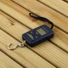 10 г 40 кг карманные цифровые Весы Электронный вися багажа баланс веса весы jkw 40 x 10 g dps1