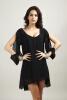 буэнос ниньос модной женской одежды шифон не a-line платье мини - дядька магазин женской одежды бренды