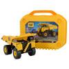 Carter CAT Американский бренд детский игрушечный автомобиль моделирование моделирование модели автомобиля собрал игрушечный автомобиль грузовик комбинация (чемодан) CATC80931
