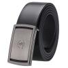Shengdabaoluo поло мужской кожаный ремень случайные мужской ремень яркий кассетной пряжка пояса гладкая черная мужской ремень cinto couro marca