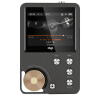Patriot (aigo) mp3-плеер MP3-105 hifi player HD без потерь качество звука плеер портативный плеер карта памяти 8G может быть вставлена в серое золото patriot aigo плеер hifi mp3 плеер mp3 108 мультимедийный высококачественный портативный mp3 плеер серый
