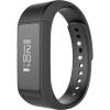Iwown I5plus Touch Smart Sports Bracelet Bluetooth 4.0 Caller ID Пульт дистанционного управления Self Health Health Management Deep Black
