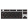Игровая клавиатура Rapoo V500, черная ось механическая игровая клавиатура rapoo v500 линейный переключатель