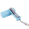 Южная Корея 777 кусачки для ногтей 621SQ голубой пыли кассетные (ногтей инструменты кусачки для ногтей кусачки для ногтей)