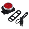 Велосипед 3 LED 4 режима Глава Передний Задний Задний фонарь Лампа USB аккумуляторная бампер задний ваз 2112 купить в киеве
