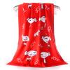 Matt полотенце текстильной хлопок реактивной печатных махровое полотенце 70 * 140 Jingdong Джой Джой красный пользовательских моделей джой адамсон королева шабы