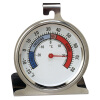 MyMei Refrigerator Freezer Thermometer Fridge DIAL Type Stainless Steel Hang Stand NEW solar fridge solar refrigerate solar fridge freezer with dc compressor refrigerator solar freezer