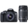 Canon (Canon) EOS 1300D (EF-S 18-55 F / 3.5-5.6 IS II и EF-S 55-250mm F / 4-5.6 IS II) бис комплект зеркальные линзы free shipping 95%new motherboard for canon ef s 55 250 mm f 4 5 6 is ii mainboard main board camera repair parts