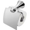 Колер (Kohler) Кокс Rui серия аксессуаров для ванной комнаты туалет держатель туалетной бумаги K-13459T -CP серебро держатели для туалетной бумаги blonder home держатель туалетной бумаги