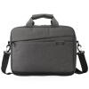 瑞士军刀威戈(Wenger)单肩手提笔记本电脑包15.6英寸公文包 涤纶单肩休闲商务背包 灰色 SAB51815107030