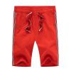 мода мужчины шорты новых 2016 мужчины шорты спорта летом мужчин случайные твердых шорты плюс размер 4xl горячей продажи бегущих людей шорты 5 цвета