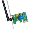 TP-LINK TL-WN851N 300M Беспроводной адаптер PCI tp link tl h28rd 300m hyfi беспроводной маршрутизатор