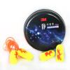 3M Беруши шумоизоляции затычки спать штекеры уха исследование снижения шума и работать на две беруши 3m 1100 противошум 5пар