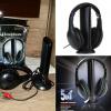 5 в 1 Беспроводная гарнитура Привет-Fi FM-радио монитор MP3 PC TV Аудио Мобильные телефоны