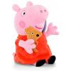 Peppa Pig   Мягкая игрушка для детей Пеппа с динозавром, 19 см peppa pig мягкая игрушка джордж с динозавром 40см