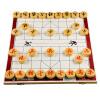 Планета Складная большие деревянные шахматы шахматы AK-102