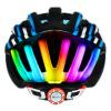 шлемы uvex шлемы ROCKBROS Велосипедные шлемы велосипедные шлемы ночной флеш-накопитель USB зарядный шлем