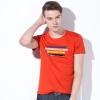 Новые люди прибытия футболки мужчин хлопка лето 2016 новых мужчин мода футболки с коротким рукавом высокое качество мужчины футболки 3XL горячая Распродажа футболки