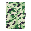 Camo Leather magnetic smart cover case for Amazon kindle paperwhite 1/2/3 2013 cover case 1PCS kindle paperwhite 1 2 3 case e book cover tpu rear shell pu leather smart case for amazon kindle paperwhite 3 cover 6 stylus