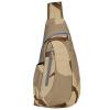 Ватиканский день (F4Y) Мужской корсет JS1218 Открытый случайный плеча Messenger Сумки Мужские и женские рюкзак Desert Yellow мужские сумки