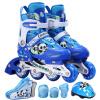 Трек обувь полный набор Пумы детские коньки роликовые коньки роликовые коньки код Kung Fu Panda MZS757 розовый M код silver s kung fu panda holiday level 1 cd