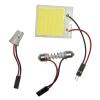Высокое качество 48 COB светодиодный светильник электрической лампочки 12V 4W 480 мA для домашнего использования DIY