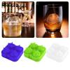 Силиконовые Mold Круглый Ice Cube Плесень Bar Ice Cream кристаллизатора 4 отверстия новые ледяные шары цены онлайн