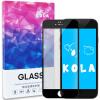КОЛА компании Apple iPhone6 / 6с закаленное стекло мембраны пленка 4,7 дюйма 0.2mm полный экран полный охват стальной защитной пленки черной пленки iphone 6 4 7 дюйма в москве