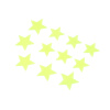 Stars Moon Glow In The Dark Флуоресцентные Decal стены наклейки украшения дома the glow of fallen stars