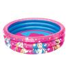 Bestway Барби Дети Надувные Ocean Pool Детские игрушки Бассейн бассейн 122x30cm Бобо бассейн 93205