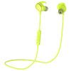 QCY QY19 спорта Bluetooth гарнитура беспроводная гар��итура Bluetooth стерео музыки гарнитура мини 4,1 Apple, проса Универсальный Смарт Зеленый