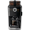 Philips (Филипс) Кофеварка|Кофемашина Кофе HD7762 / 00 автоматические двойной желобок помола кофейных зерен может быть зарезервирован кофеварка philips hd 7447 00