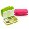 [Супермаркет] Jingdong высокомолекулярные млрд EKOA семейной медицины груди ящики для хранения медицина бункеров Аптечка Многофункциональный ящик для хранения Red Rose коробки для хранения ecowoo ящики для хранения