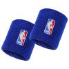 NBA чистый хлопок браслет ткацкий станок баскетбол бадминтон вентиляторы браслеты поставляет защитный механизм синий 2 только установлен