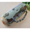 MyMei Unique Cushion Bolster Pillow Wood Log Tree Stump Design Girls Favor Drive Use mymei best price new portable 3 5mm pillow speaker for mp3 mp4 cd ipod phone white
