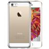 BIAZE Apple, 5S / SE / 5 iPhone5S телефон оболочки / SE / 5 Case покрытие TPU все включено прозрачная мягкая оболочка JK114- серый DROP apple чехол puro vans iphone5 5s tpu