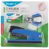 Широкий (Guangbo) 12 # степлер большой набор усилий (+ степлер скобы степлера +) случайный цвет DSJ7232 степлер мебельный matrix 40907
