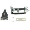 EasyDo自行车六角工具修车工具六角扳手螺丝刀套筒套装扳手打链器链条固定钩撬胎棒补胎工具TD8581